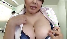 Bosomy nymphos Enjoy each other in different Positions