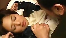 Busty Asian Japanese Breasts Fucked