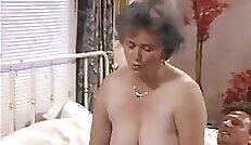 Colombian Red Lip Boned Slut on a vintage