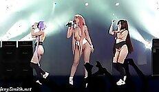 Christina horny naked for small reality