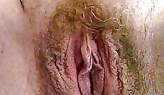 Busty brunette sweetie closeup in homemade sex