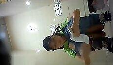 Chinese teen caught on hidden camera