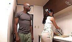 Couple Of Sluts Take Turns On A Big Cock