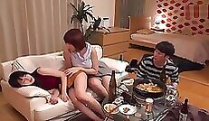 Cheating gf crotch phone Intimate Family Affairs