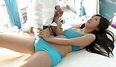 Cami Ammet in Japanese Massage Porn