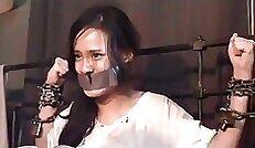 Bondage Devil Thai Dovestyle