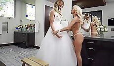 Massive Sextape With her Sweet Blonde Tranny