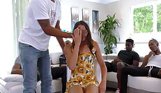 Cheating GF punished by BBCs
