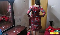 Indian Wife Sonia In Shalwar Suir Strips Naked at Hardcore Fuck